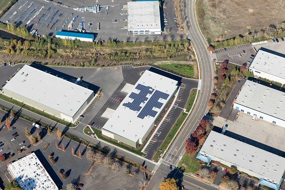 Portland industrial land developer